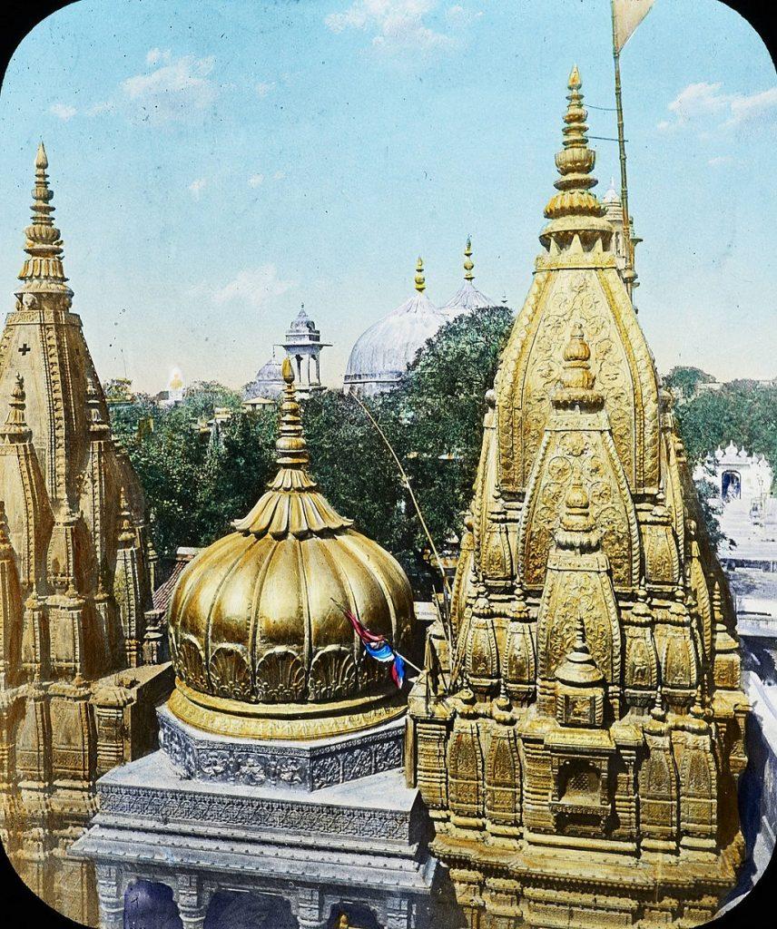 Benares-_The_Golden_Temple,_India,_ca._1915_(IMP-CSCNWW33-OS14-66)