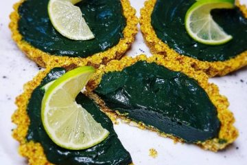 vegan tarts recipe lime and chilli tart