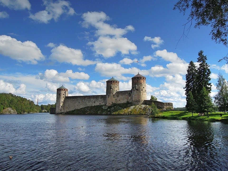 Savonlinna Eastern Finland outdoors