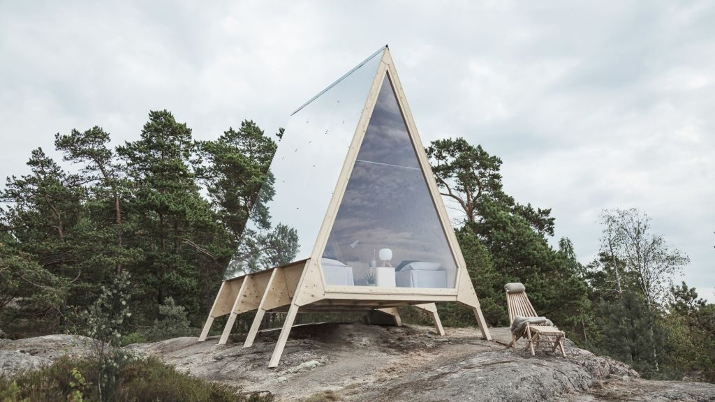 finland nolla cabin outdoors - 1024 x 576