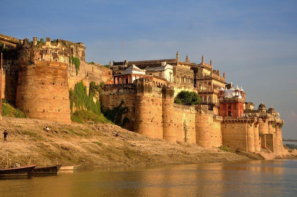 ramnagar fort varanasi india
