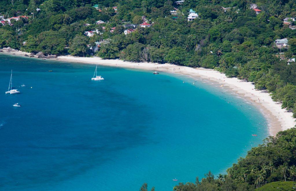 Beau Vallon seychelles (Photo Credit - Gerard Larose)