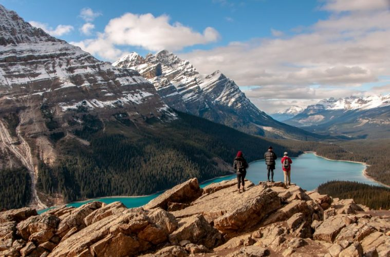 This Canadian Rockies Hiking Trip Will Blow You Away!