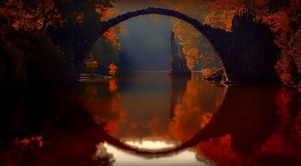 Devil's Bridge Germany