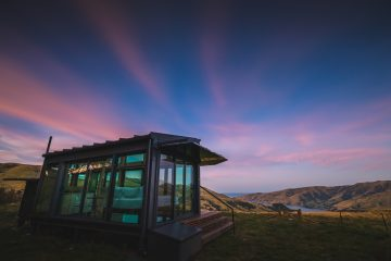 Paul Wilson Images new zealand hotel pure pod