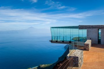 mirador de Abrante la gomera canary islands attractions