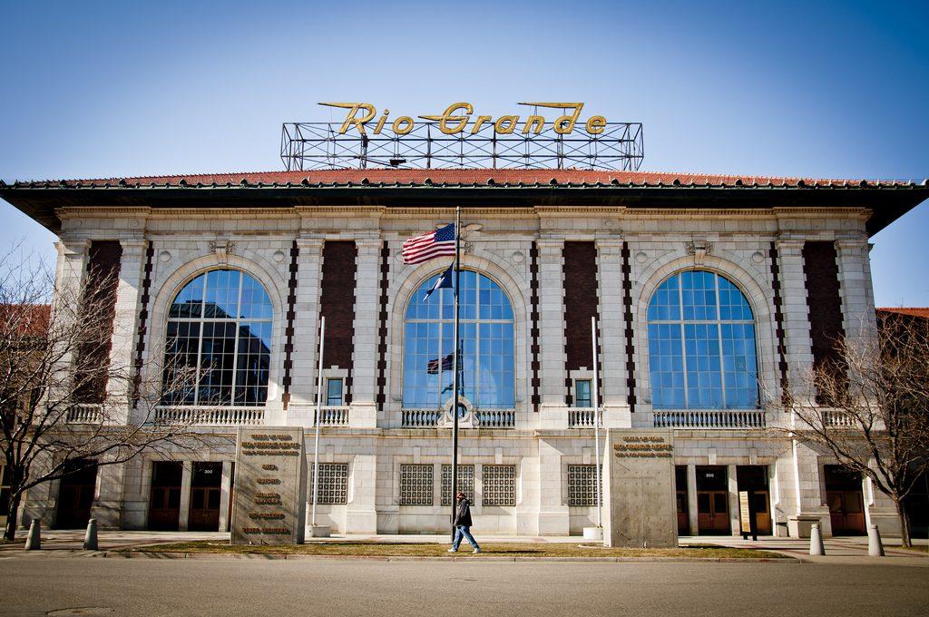 Rio Grande Railroad Depot, Utah