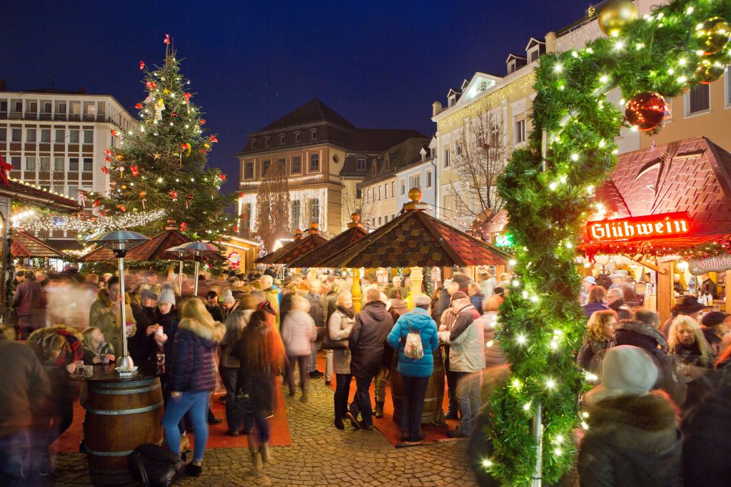 Weihnachtsmarkt Worms christmas romantic germany