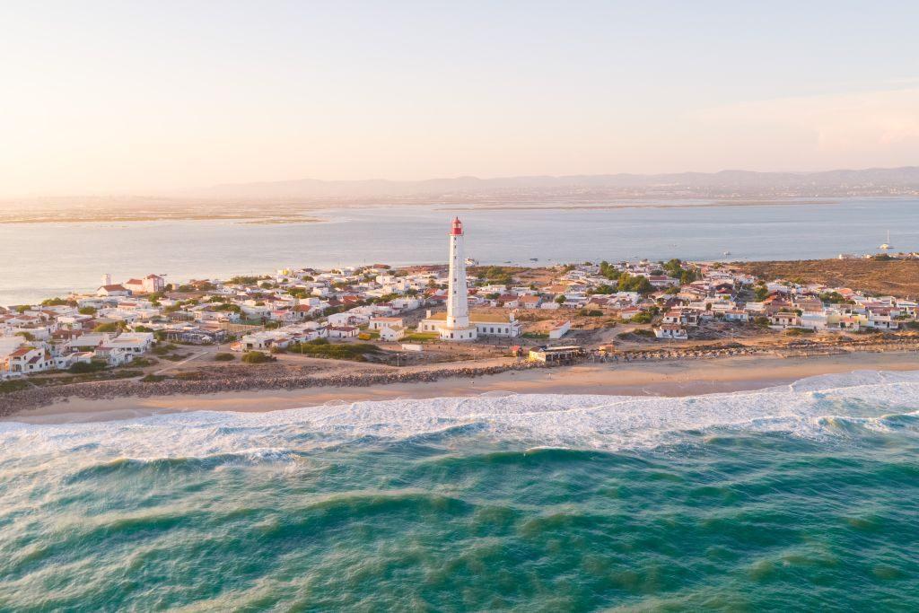 Algarve Farol island - Faro