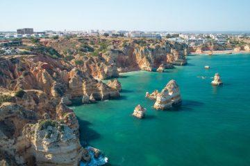 Algarve Lagos Portugal travel