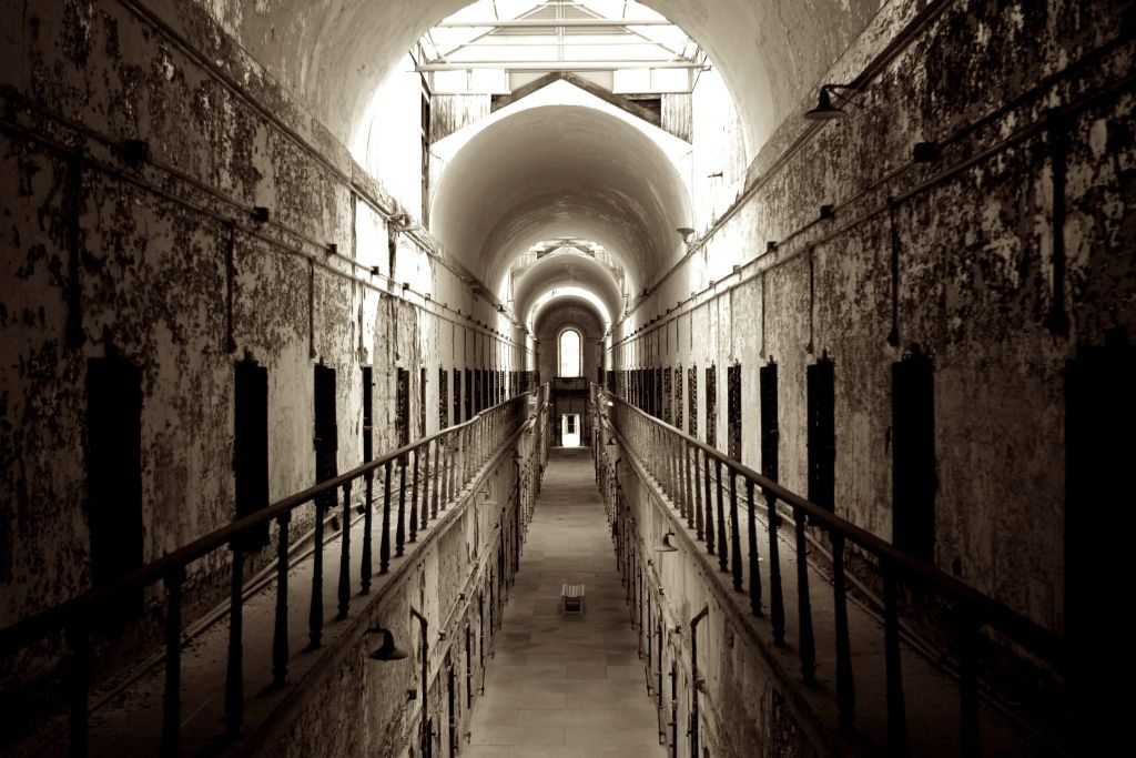 Eastern state  penitentiary Pennsylvania