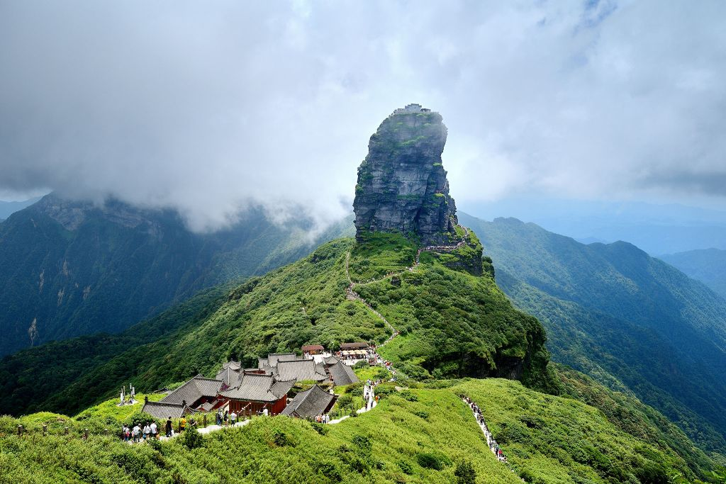Fanjingshan, China Photograph by istockphoto/Getty Images