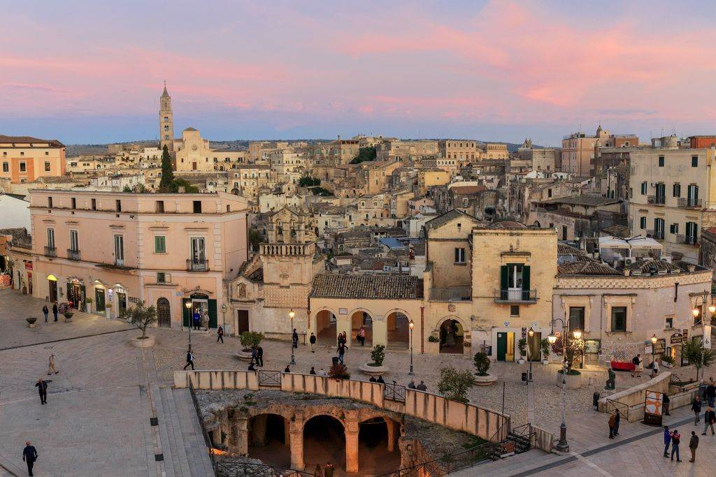 Matera, Italy Photograph by Marco Brivio, Getty Images