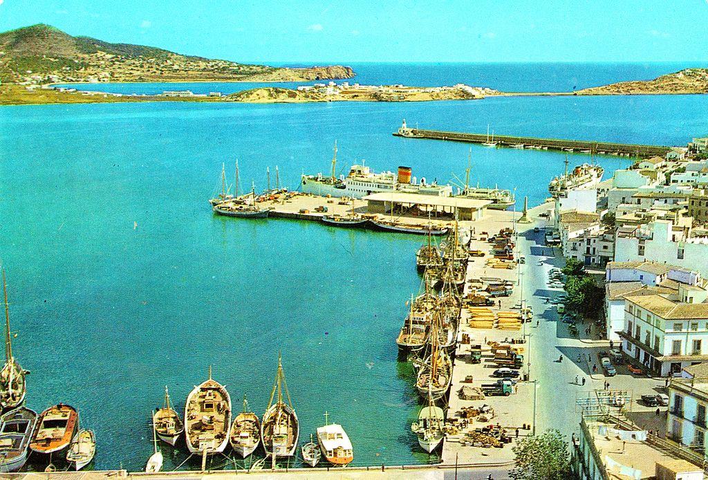 Ibiza_Town_Port_Area spain
