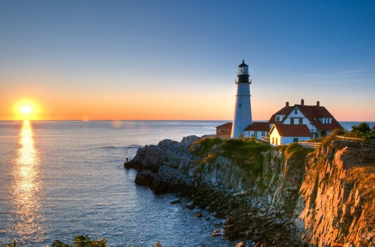 Maine Portland Head Light