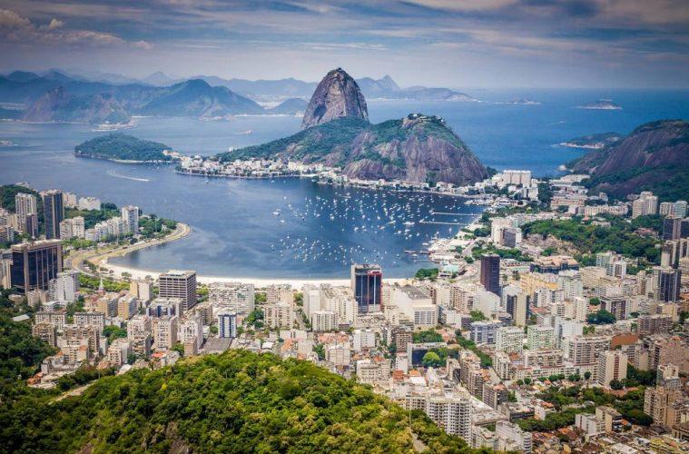 Rio de Janeiro new year's Eve travel