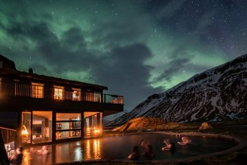 deplar farm Troll Peninsula, Iceland arctic travel