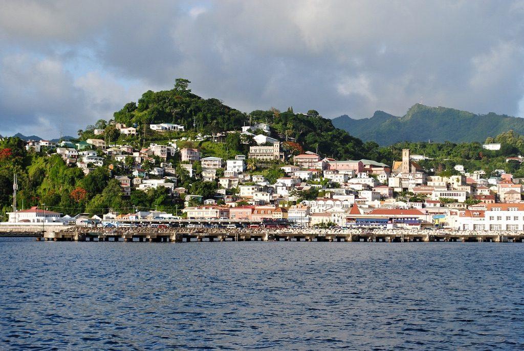 Grenada, West Indies Caribbean trip