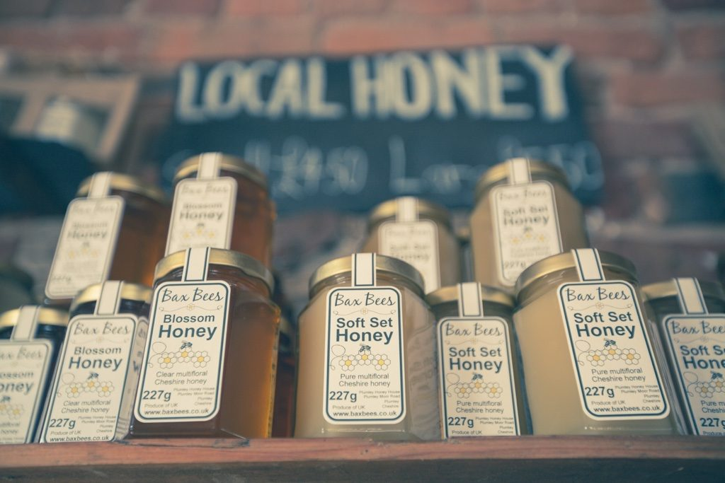 honey natural skincare