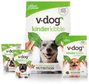 vdog-kibble-bags vegan dog food