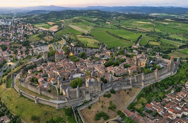 7 Most Beautiful Walled Cities in Europe