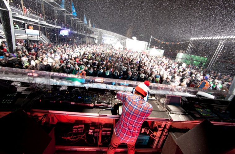 Igloofest canada Canadian festivals