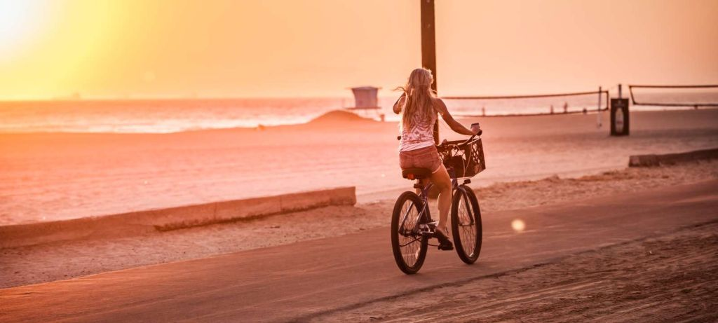 Huntington Beach california eco-friendly travel