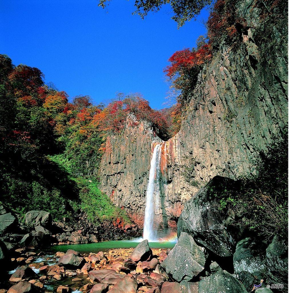 Naenataki Waterfall, Niigata