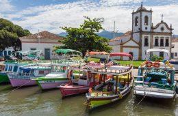 Brazil trip Paraty