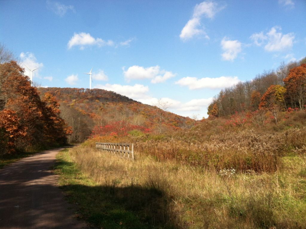 Pittsburgh - Great Allegheny Passage