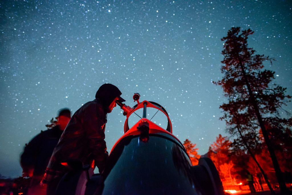 canada star gazing festival jasper dark sky