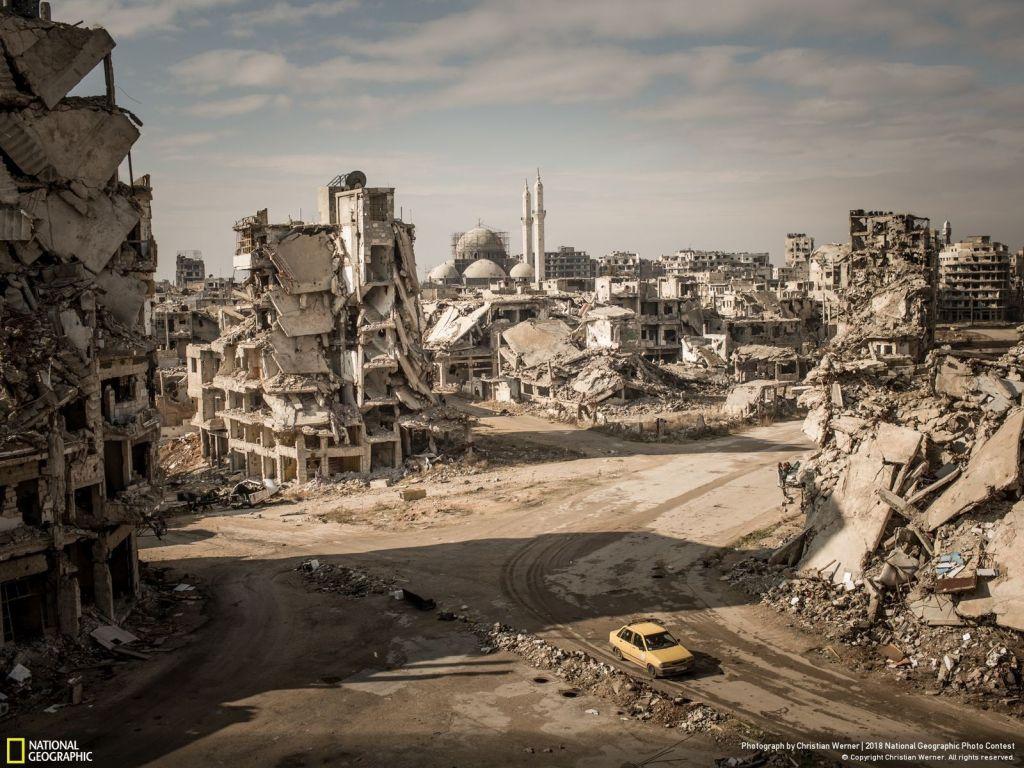 nat geo syria