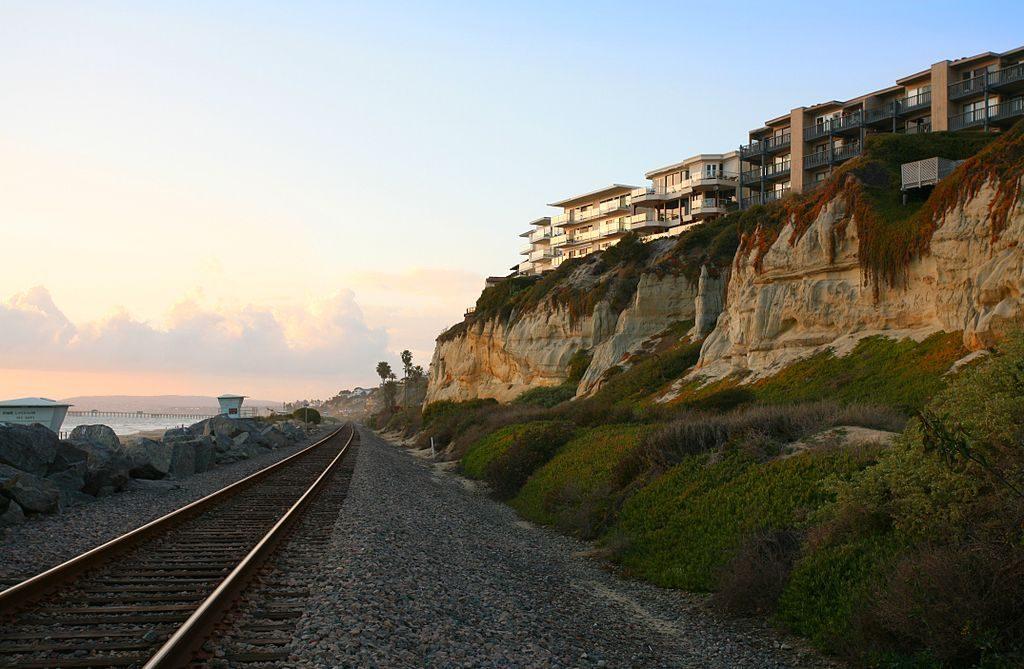 Calafia Cliffs in San Clemente, California