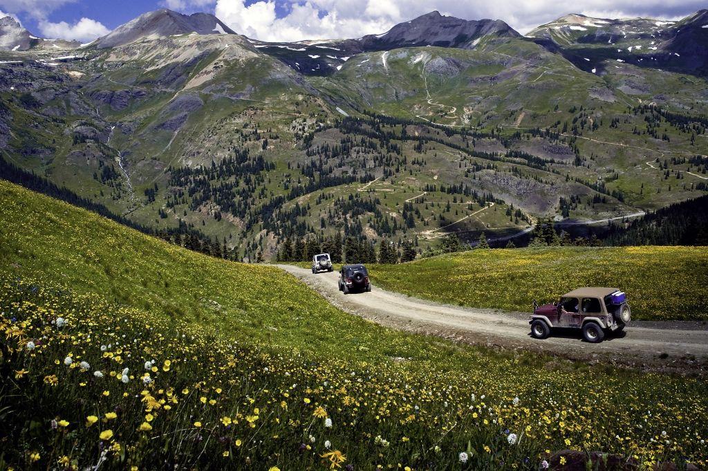 Jeep ATVs san juan colorado