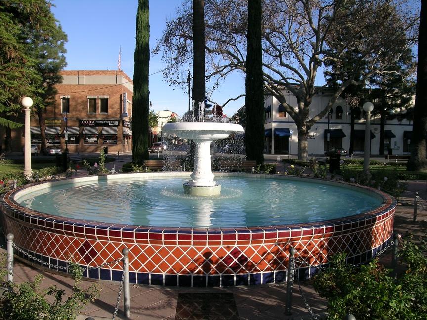 Orange Plaza in Orange County, California