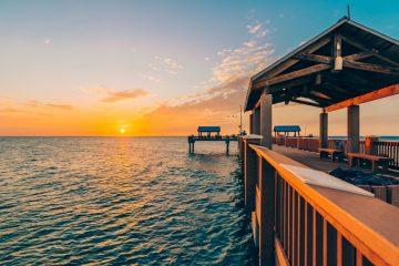 Sunset Clearwater Beach Florida 25 Best Beaches in America