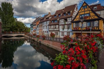 Colmar, France romantic vacation