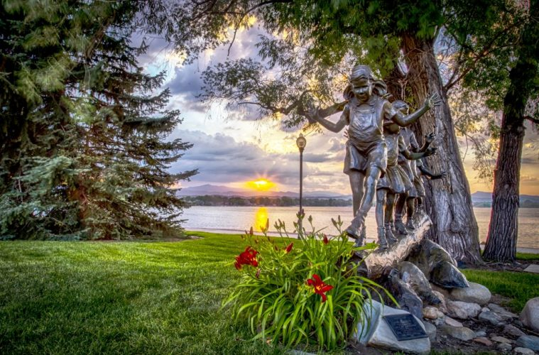 loveland lake lesser-known Colorado travel