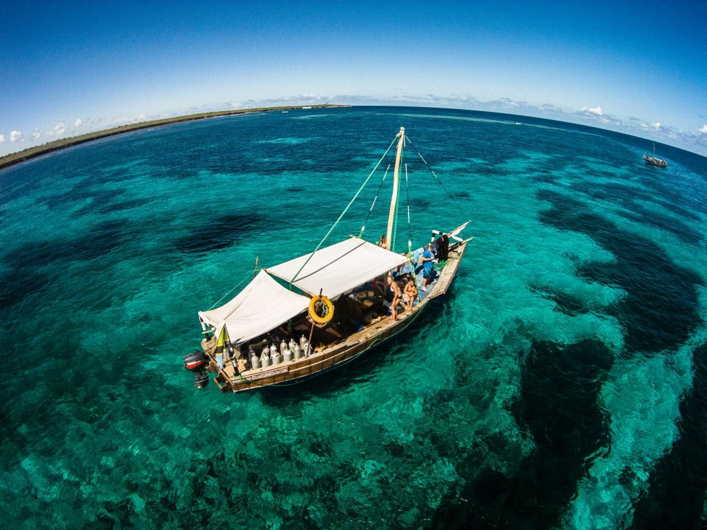 mafia island tanzania sailing - 1024 x 768