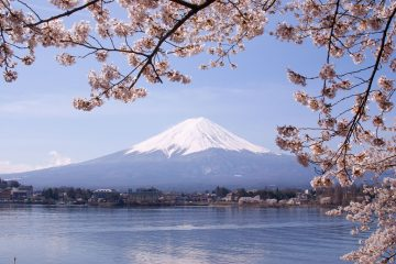 Mount Fuji, Japan Asia adventure travel