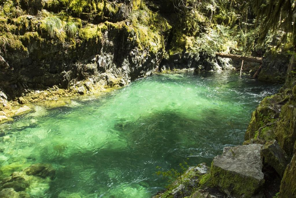 Opal Pool, Oregon