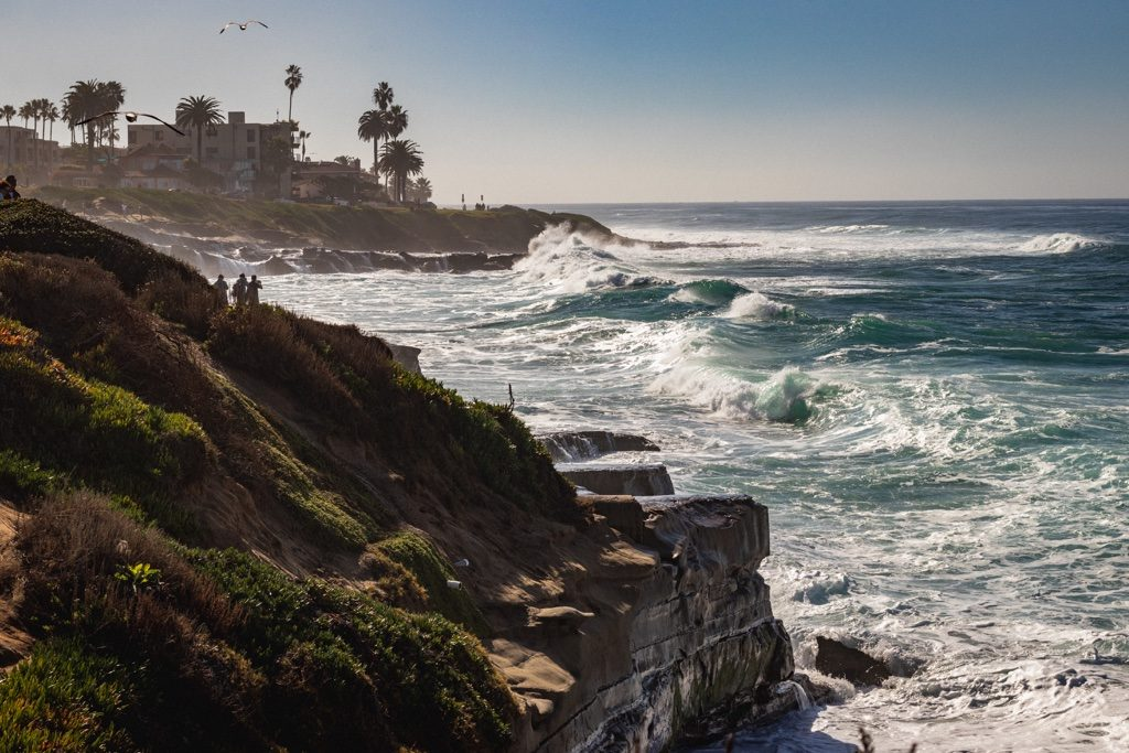 La Jolla in San Diego, California