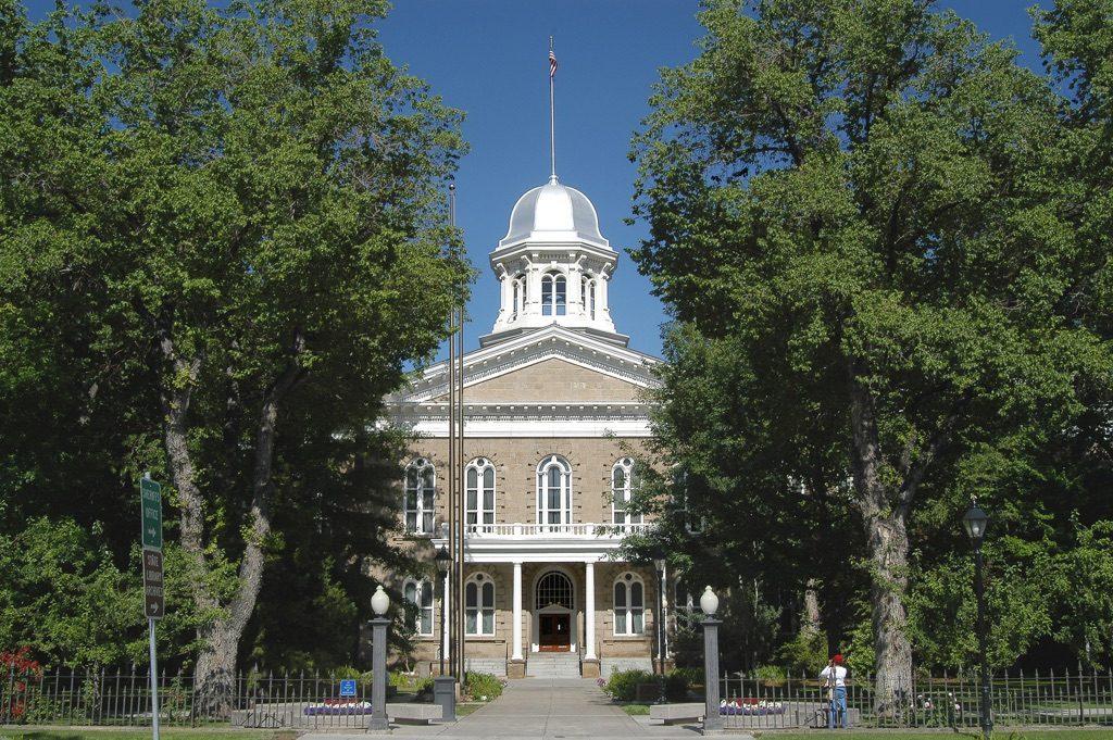 Carson City State Capitol Nevada