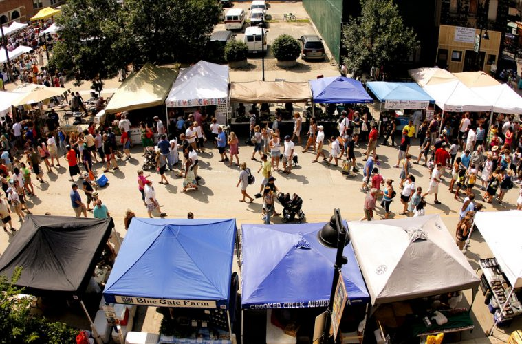 Top 8 Farmers' Markets to Visit Across America