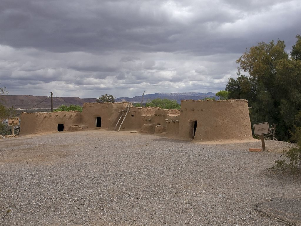 Lost City Museum in Nevada