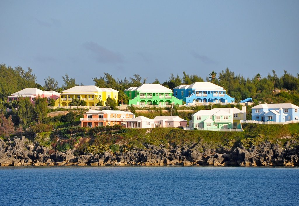 bermuda st george's island