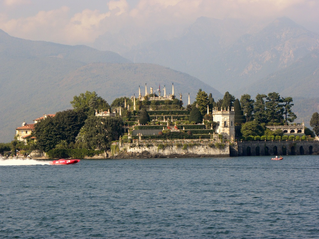 isola bella italy