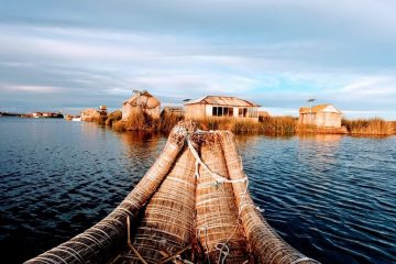 peru trip lake titicaca floating islands uros