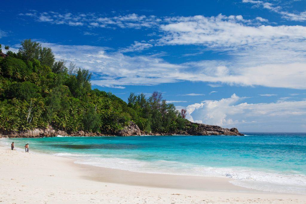 Anse Intendance, Mahé island, Seychelles