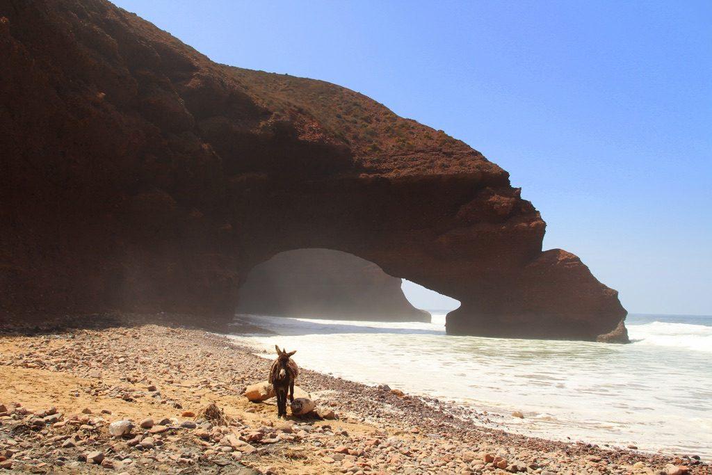 Legzire Beach, Morocco